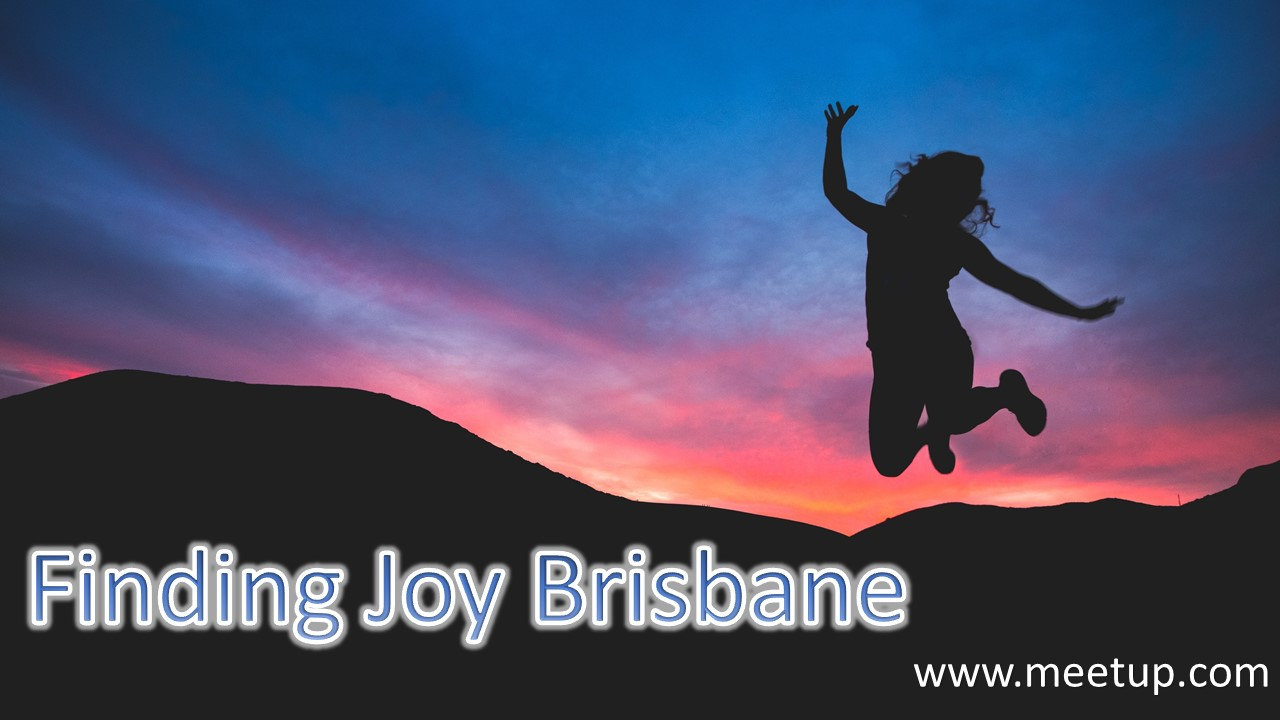 Finding Joy Brisbane